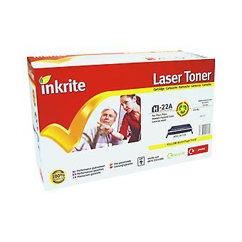 Inkrite Laser Toner Cartridge compatibel met HP 4600Y geel