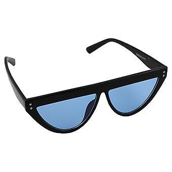Sunglasses Ladies Flat - Black/Blauw2777_1