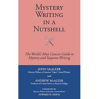 Mystery Writing in a Nutshell by McAleer & John