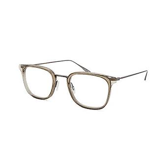 Barton Perreira Healey BP5090 1EX Khaki-Pewter Glasses