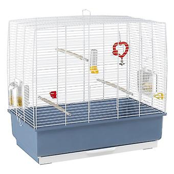 Ferplast Rekord Cage 4P (Blue/Green) (Birds , Cages and aviaries , Cages)