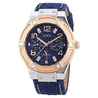Ladies'Watch Guess W0289L1 (36 mm) (Ø 39 mm)