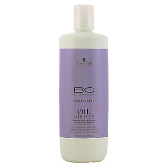 Moisturizing Shampoo Bc Oil Miracle Schwarzkopf/1000 ml