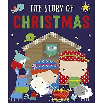 The Story of Christmas - 9781788930772 Book