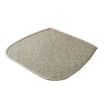 Cotton Chair Cushion Planta rattan tapete tecido almofada de alça quadrada