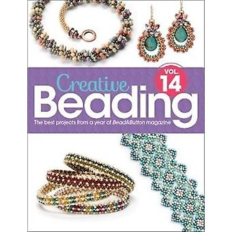 Creative Beading Vol. 14 by Compiled by Bead amp Bead amp Button magzine