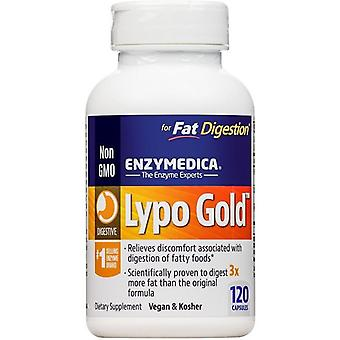 Enzymedica Lypo Gold Capsules 120 (98131)