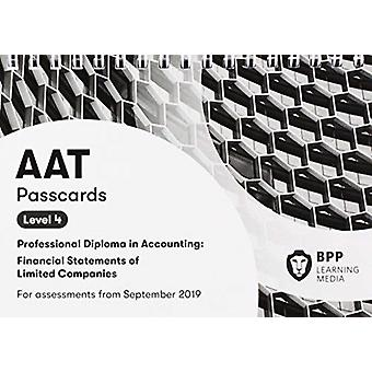 AAT Financial Statements of Limited Companies