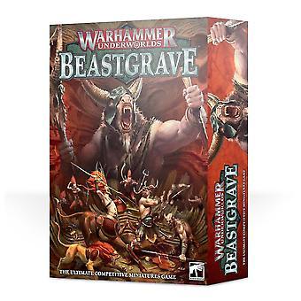 عوالم وارهامر السفلية: Beastgrave (الإنجليزية)، Warhammer 40،000