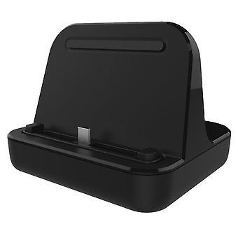 Cat B35 Micro USB (Black) Ultra Thin Desktop Charging Dock