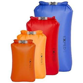 Exped Fold Drybag UL 4 Pack (X-Small - Large)