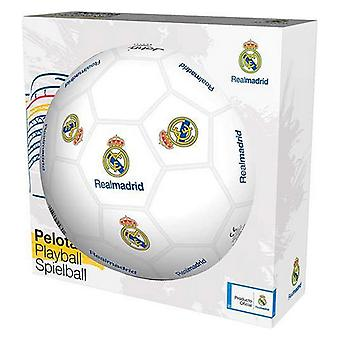 Calcio Real Madrid C.F. (23 cm di usd) Bianco