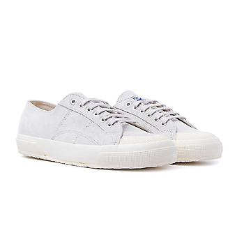 Superga 2390 SUEU Slate Grey Suede Trainers