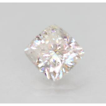 Certified 1.62 Carat E VS2 Cushion Enhanced Natural Loose Diamond 7.01x6.69m 2VG