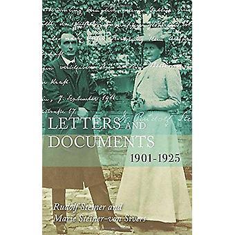 Brev och dokument - 1901-1925 av Rudolf Steiner - 9781855845701 Bo