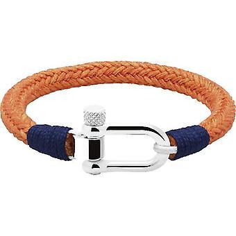 Ratchet B38196006 - Portofino Steel Bracelet bracelet L man