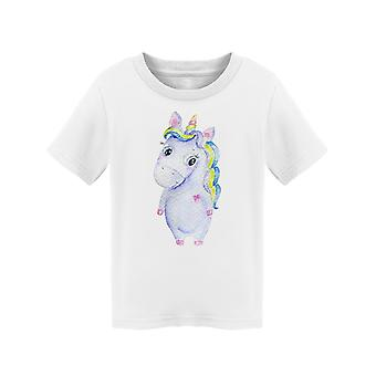 Stand Aquacolor Unicorn Tee Toddler's -Image by Shutterstock
