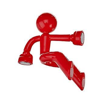 Réfrigérateur d'escalade de mari Aimant-rouge