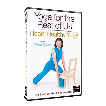 Yoga for the Rest of Us: Heart Healthy Yoga [DVD] USA import