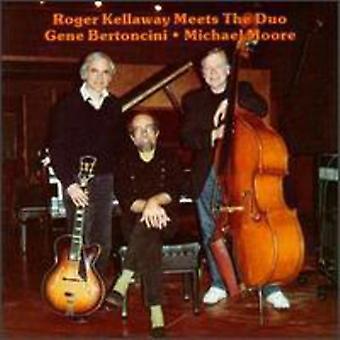 Roger Kellaway - Meets Gene Bertoncini & Michae [CD] USA import