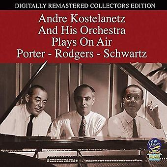 Plays On Air Porter Rodgers & Schwartz [CD] USA import