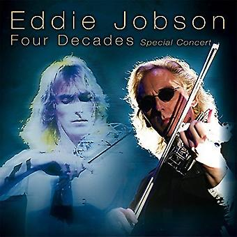 Eddie Jobson - Four Decades: Special Concert [CD] USA import
