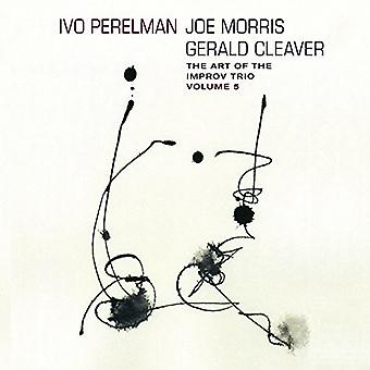 Ivo Perelman - Art of the Improv Trio Vol 5 [CD] USA import