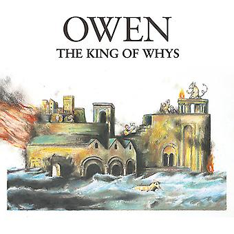 Owen - King of Whys [Vinyl] USA import