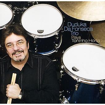 Da Fonseca, Duduka Trio - Plays Toninho Horta [CD] USA import