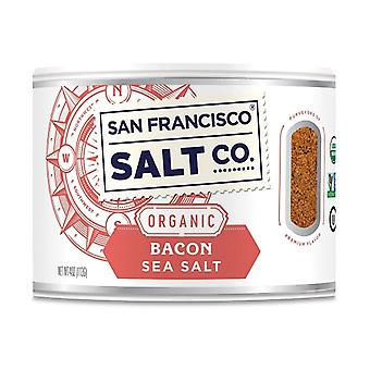 San Francisco Salt Co. Organic Bacon Sea Salt