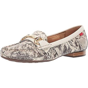 MARC JOSEPH NEW YORK Women's Leather Grand Street Loafer Driving Style, Patch...