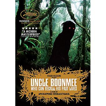Uncle Boonmee Who Can Recall His Past Lives [BLU-RAY] USA import