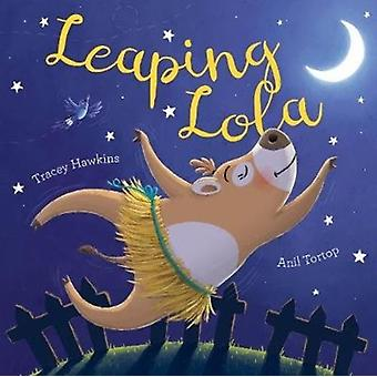 Leaping Lola by Hawkins & Tracey