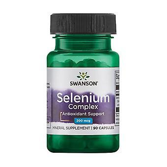 Selenium Complex 200mcg 90 capsules