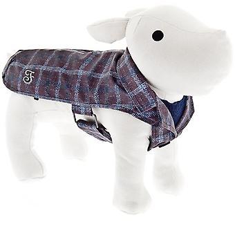 Ferribiella Dandy Raincoat Cm.24 Ruskea (Koirat, Koiran vaatteet, Sadetakit)