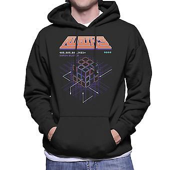 Rubik's Brain Buster Men's Hooded Sweatshirt