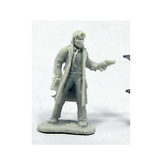 Reaper Miniatures Bones Savage Worlds 91013 Occult Detective