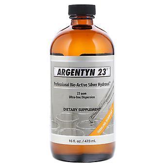 Sovereign Silver, Argentyn 23  Professional Bio-Active Silver Hydrosol, 16 fl oz