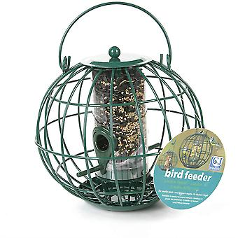 CJ Wildlife London Globe Seed Feeder - 21cm