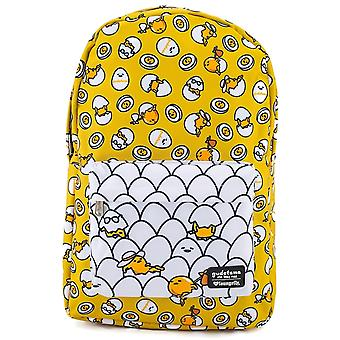 Loungefly X Gudetama Print Backpack
