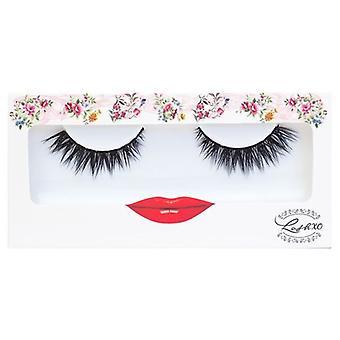 Lash XO Premium False Eyelashes - Lucky Lola Mini - Natural yet Elongated Lashes