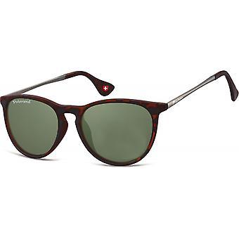 "Sunglasses Unisex polarizes brown (""mp24b"")"