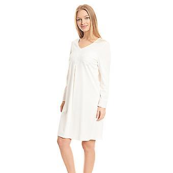 Féraud High Class 3201221-11697 Women's Ivory Cotton Nightdress