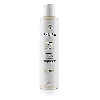 Philip B Anti-Flake Relief Shampoo - # Coal Tar Free (Scalp Savior - For Dry Itchy Scalps) 220ml/7.4oz