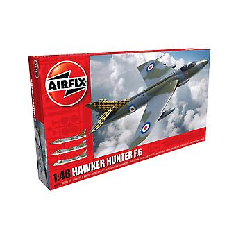 ホーカーハンター F.6 シリーズ 9 1:48 エアフィックスモデルキット