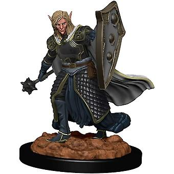 Elf Male Cleric D&D Icons of the Realms Premium Figures (Pack de 6)