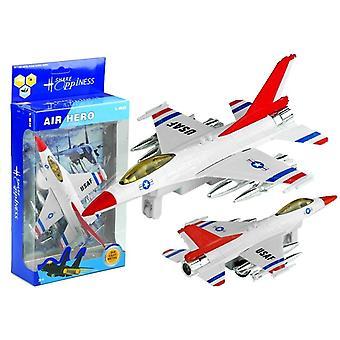 White Plane USAF 1:80