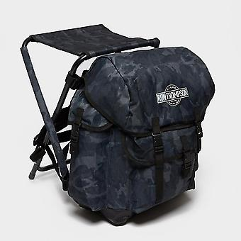 New Svendsen Ron Thompson Camo Backpack Chair Natural