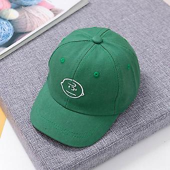 Children School Baseball Cap, Adjustable Snapback