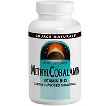 Lähde Naturals Metyylikobalamiini Nopea Sulaminen, 60 TABS